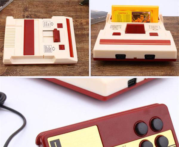 Retro Family Game Console (500+ 8bit games pre-installed)