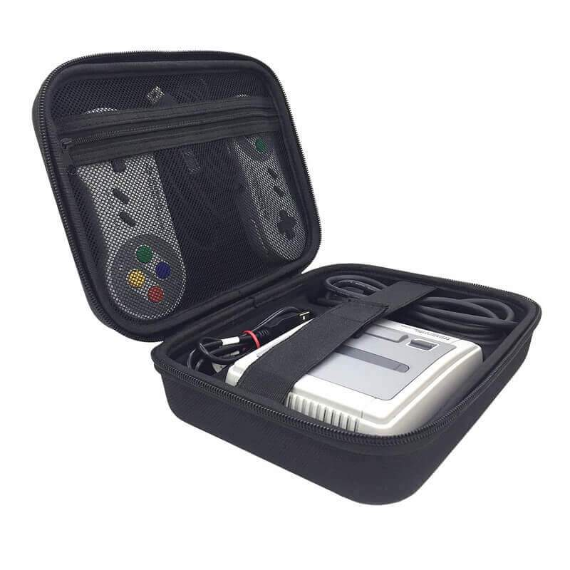 Gaming Console Hard Travel Case