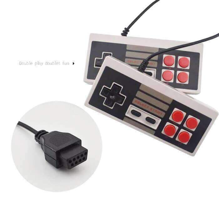 Limited Edition Classic Game Console (500+ 8bit games pre-installed)