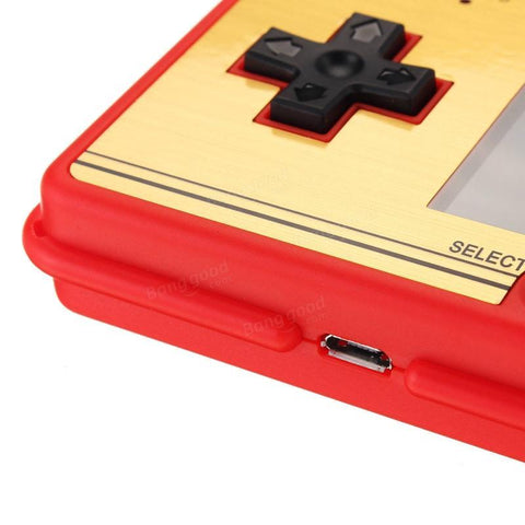 Image of Retro Family Pocket Game Console (600+ 8bit games pre-installed)