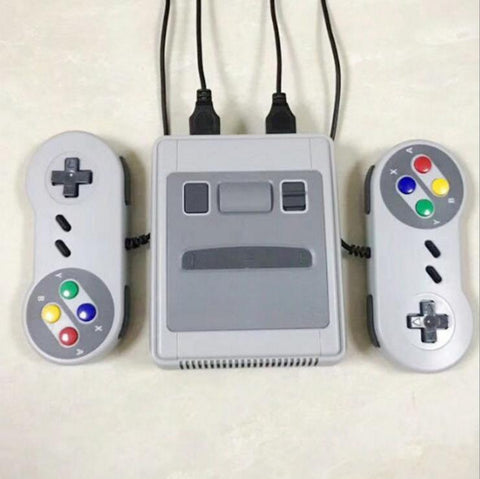 Image of RetroBit HD Game Console (621+ 8Bit games pre-installed)