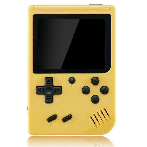 Mini Handheld Game Console (168+ 8bit Games Pre-installed)