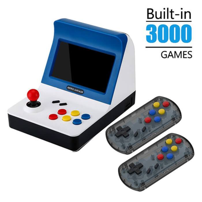 Tiny Retro Arcade (3000+ retro arcade games pre-installed)