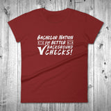 Better Background Checks T-Shirt - Women's