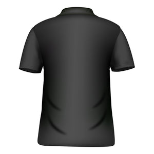 Dry Fit Polo Black