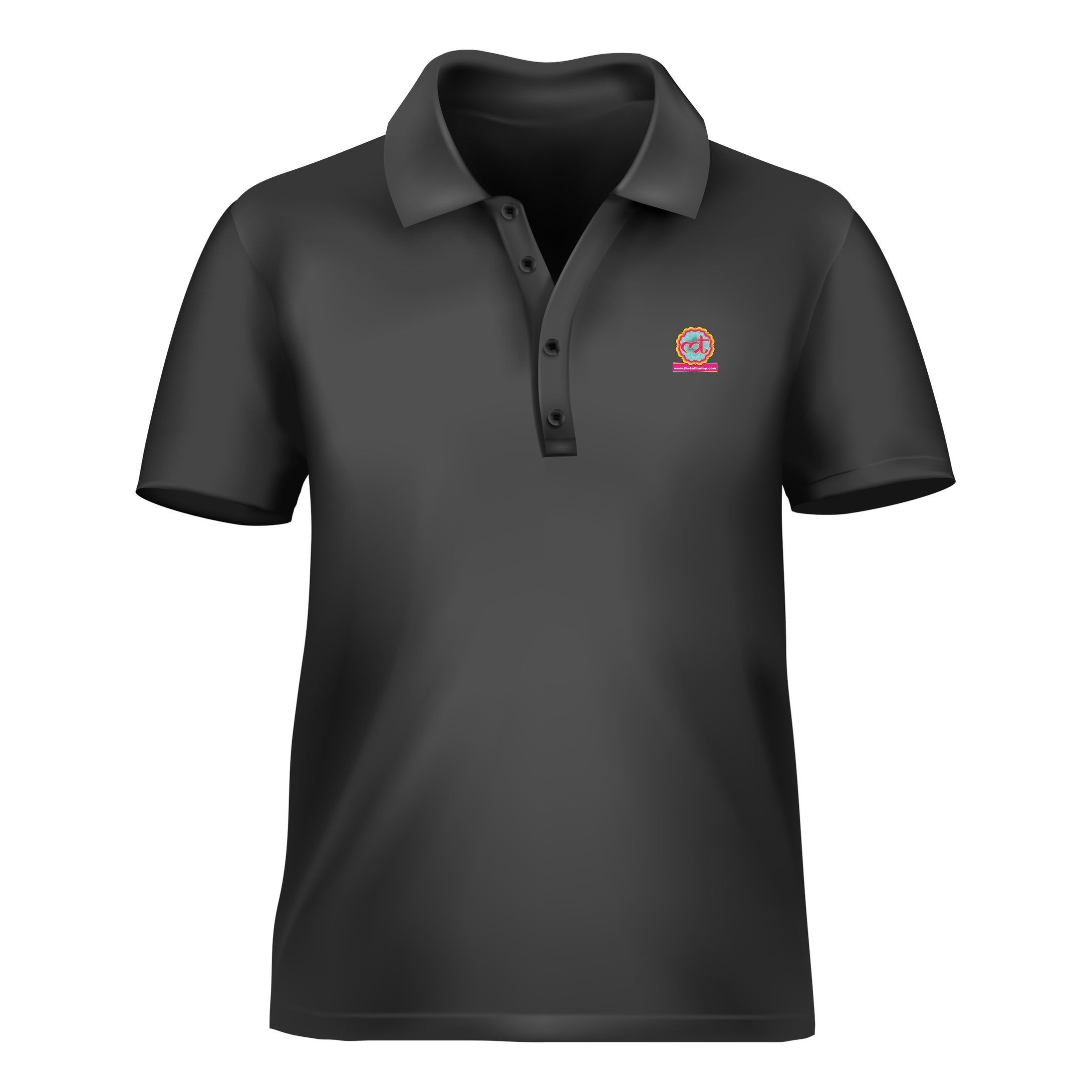Polo T-Shirt Black