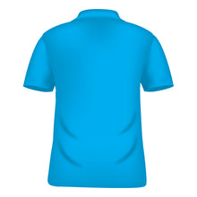 Load image into Gallery viewer, Polo T-Shirt Blue