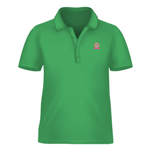 Dry Fit Polo Green