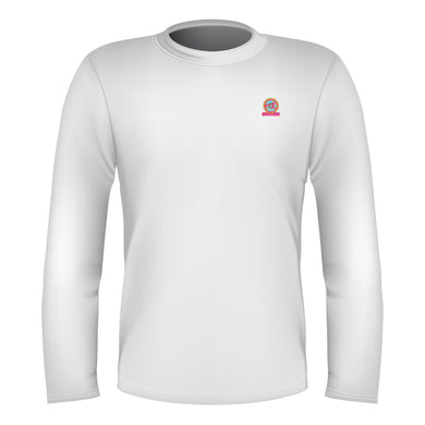 Full Sleeves T-Shirt White