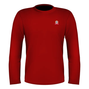 Full Sleeves T-Shirt Red
