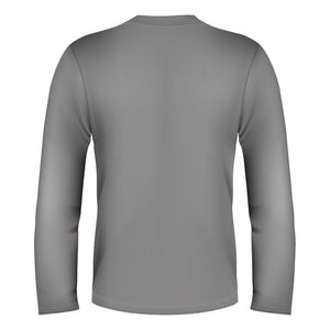 Full Sleeves T-Shirt Grey