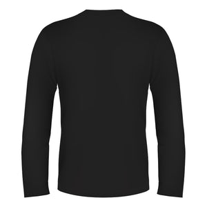 Full Sleeves T-Shirt Black