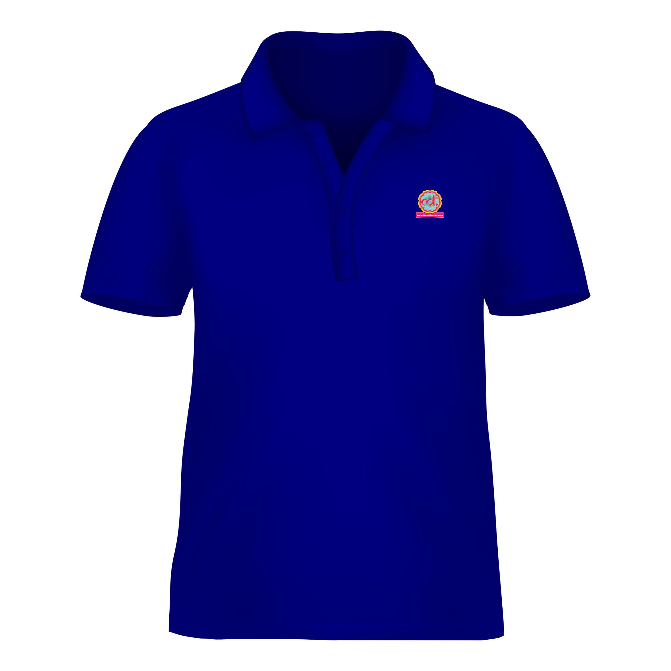 Dry Fit Polo Navy