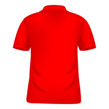 Load image into Gallery viewer, Polo T-Shirt Red