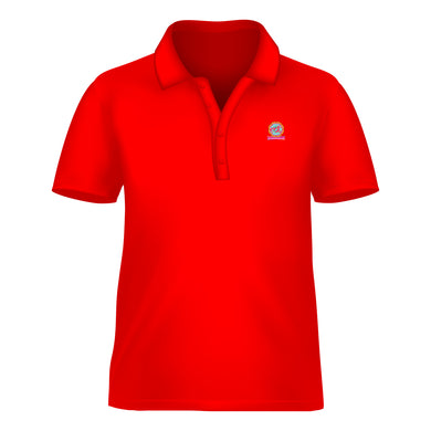 Dry Fit Polo Red