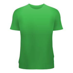 Plain T-Shirt Green