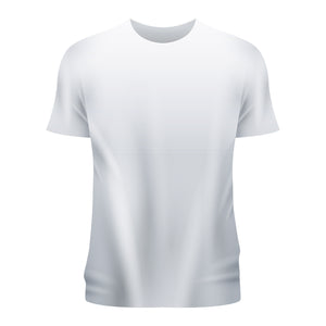 Plain T-Shirt White