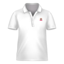 Load image into Gallery viewer, Dry Fit Polo White