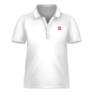 Dry Fit Polo White