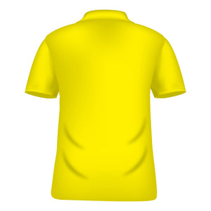 Polo T-Shirt Yellow