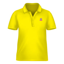 Load image into Gallery viewer, Polo T-Shirt Yellow