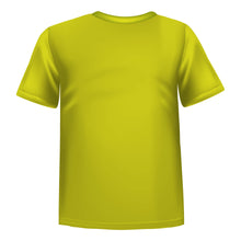 Load image into Gallery viewer, Dri Fit T-Shirt Yellow