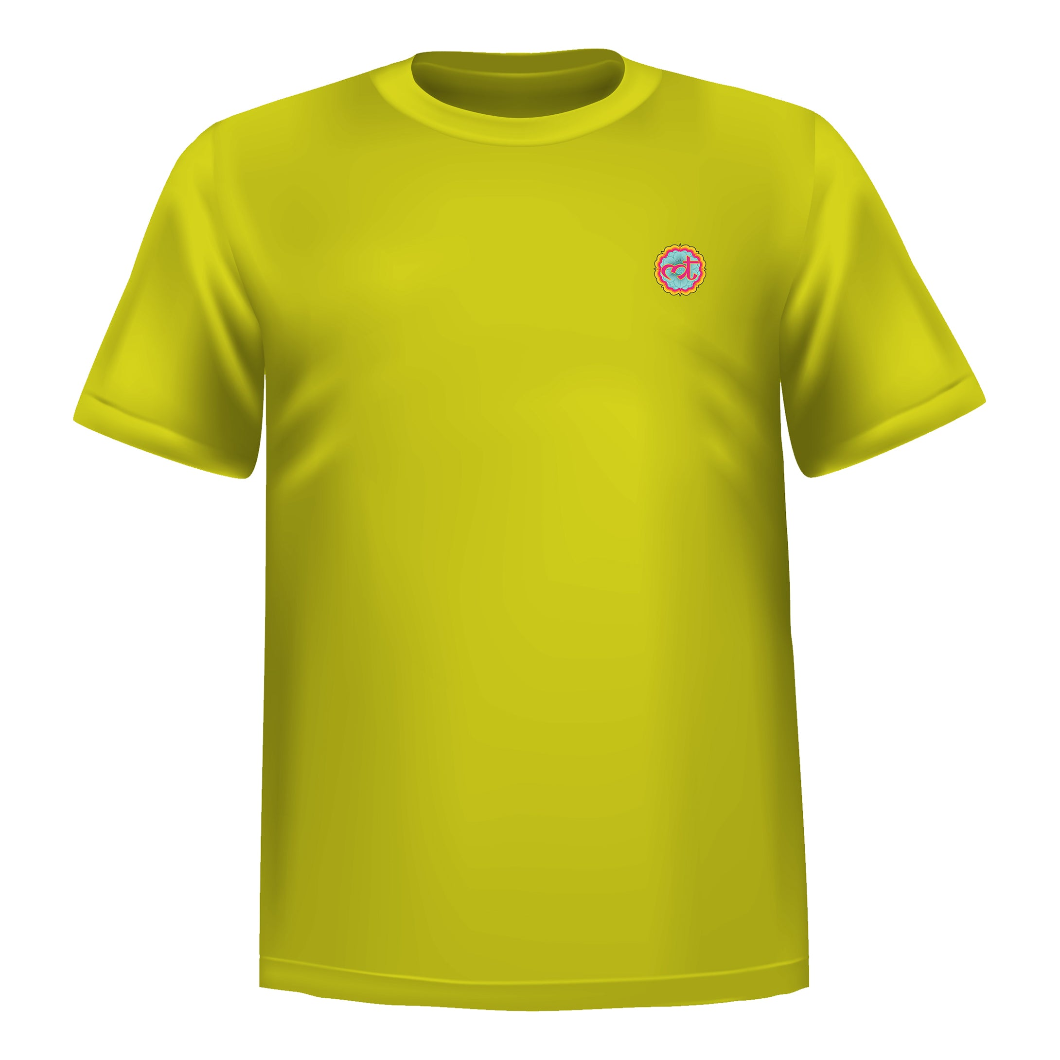Dri Fit T-Shirt Yellow