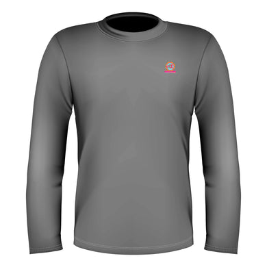 Full Sleeves T-Shirt Dark Grey