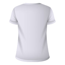Load image into Gallery viewer, V Neck T-Shirt White
