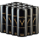 RICH ENERGY PREMIUM ENERGY DRINK - 8.4oz CAN / 24-Count Case