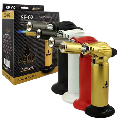 Blink SE-02 Special Edition Dual Flame Torch