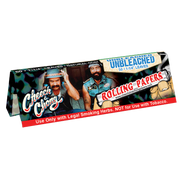 CHEECH & CHONG HEMP ROLLING PAPERS UNBLEACHED 1 1/4""