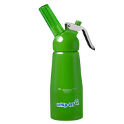 Whip It Pro Plus 1/4 Liter and SV Plus 1/2 Liter Aluminum Cream Dispenser