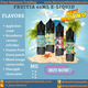 FRUITIA 60ML E-LIQUID