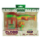 OOZE CLOBB 4 in 1 SILICONE GLASS WATER PIPE & NECTAR COLLECTOR