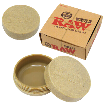 RAW Magnetic Stash Jar Price of each piece