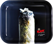 RAW METAL ROLLING TRAYS-LARGE-PRICE PER PIECE