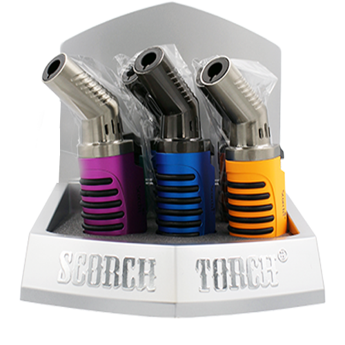 Scorch torch 45 degree angle shooter design 60136 and 61569 in assorted color 6 Per Display-Price Per Piece