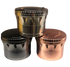 SHARPSTONE GRINDER  4 PIECE GRINDER -MG022 IN ASSORTED COLORS-PRICE PER PIECE