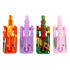 Silicone Nectar Collector Kit By Nucleus-Assorted colors