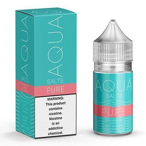 AQUA SALTS NICOTINE SALT E-LIQUID 30ML-Nicotine Salt-fourseasons-trade