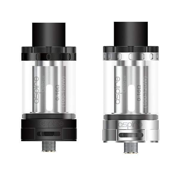 Aspire Cleito Tank SS-Vape Tanks-fourseasons-trade