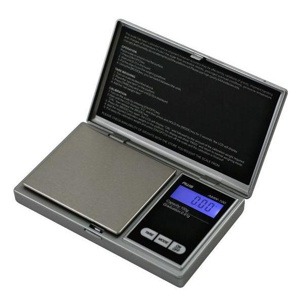 AWS AWS-100 DIGITAL SCALE 100g x 0.01g-SCALES-fourseasons-trade