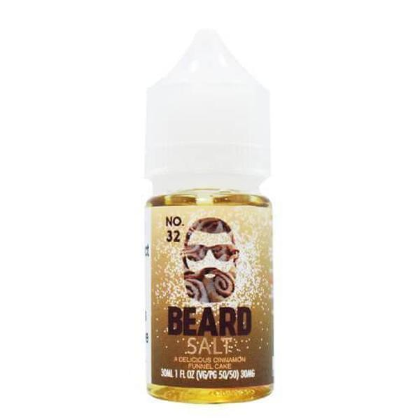 Beard Salts-Nicotine Salt-fourseasons-trade