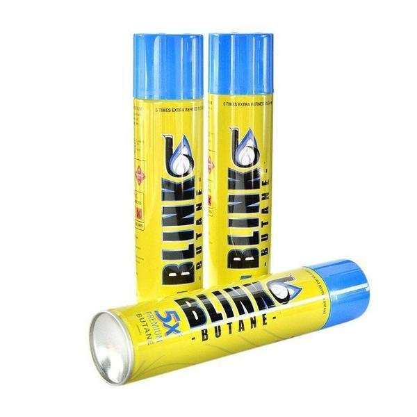 BLINK PREMIUM BUTANE 5x Premium Refined Butane 300ml Can 12-Case-Butane-fourseasons-trade