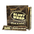 BLUNT WRAP CLASSIC UNBLEACHED PAPERS KING SIZE - 25 IN BOX-Tobacco Paper-fourseasons-trade