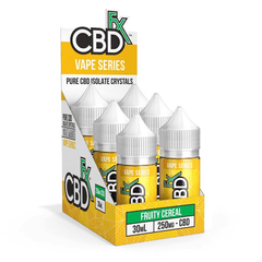 CBDFX CBD Vape Juice 1000mg 30ml-CBD Vape-fourseasons-trade