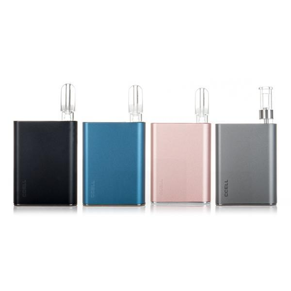 CCELL 550MAH PALM BATTERY - ASSORTED COLORS-510 Batteries-fourseasons-trade