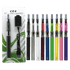 CE4 Electronic Cigarette Blister kits CE4 ego starter kit Atomizer Vape Pen - ASSORTED COLORS-510 Batteries-fourseasons-trade