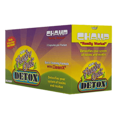 Champ DETOX PILLS Flush Out Detox - 2 Capsules-Detox-fourseasons-trade